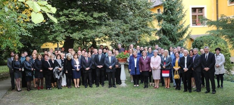 Köznevelési intézményeink lelkipásztorai és vezetői találkoztak